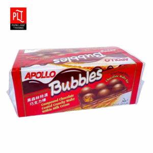 Apollo Bubbles Chocolate Wafer Bar