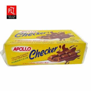 Apollo Checker Wafer Bar yellow