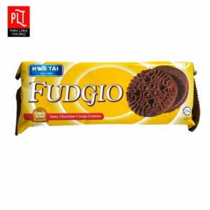 Hwa Tai Fudgio Chocolate Cream Cookies 150g