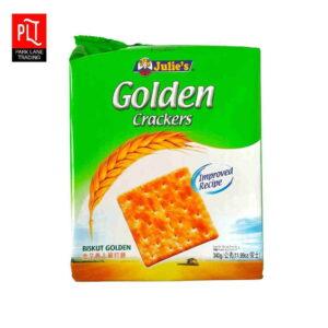 Julies Golden Cracker 340g
