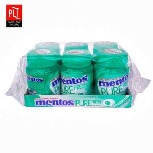 Mentos Chewing Gum 58g Wintergreen