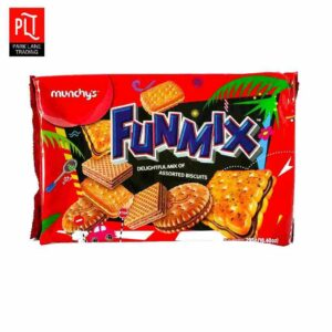 Munchy Funmix Assorted Biscuits 295g