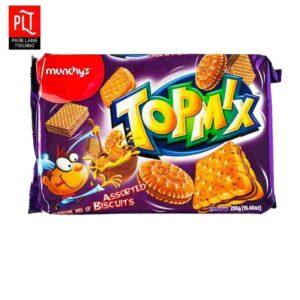 Munchy Topmix Assorted Biscuits 295g