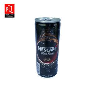 Nescafe Can 240ml Black Roast