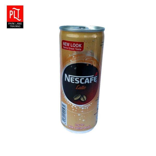 Nescafe Can 240ml Latte
