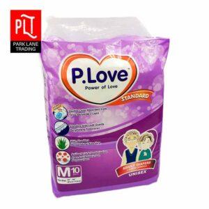 P.Love Adult Diaper M size