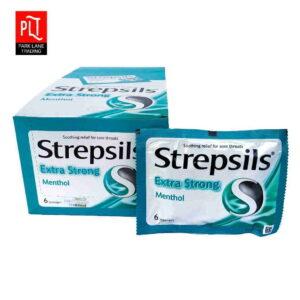 Strepsils 6s Extra Strong Menthol