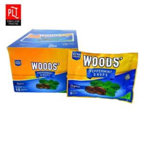 Woods Candy 6s Original