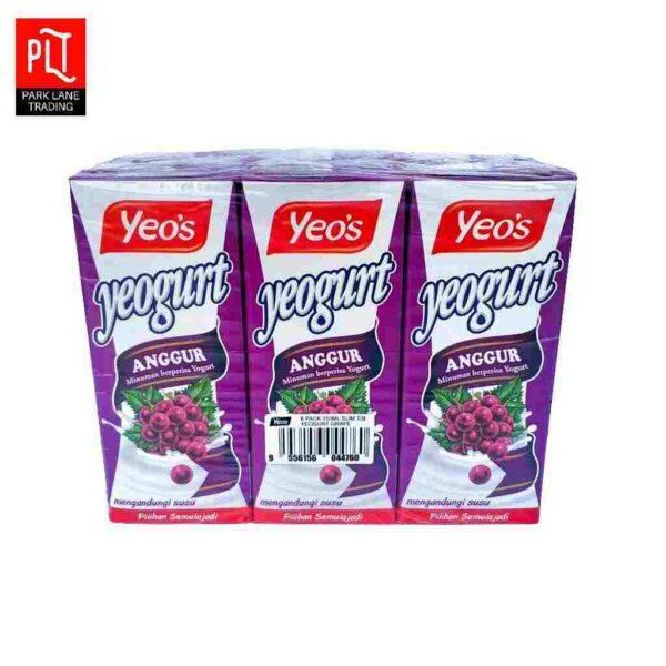 Yeos Yeogurt Grape