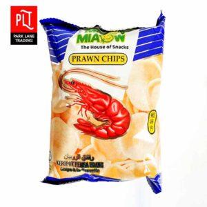 miaow miaow prawn chips