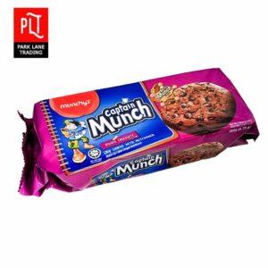 munchys captain munch 180g double choc