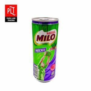 Milo Mocha Can