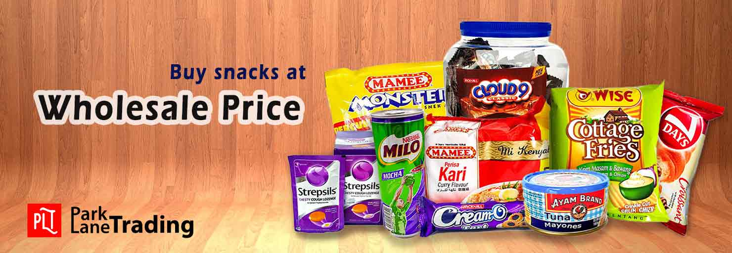Snack Wholesale Supply Malaysia | Bulk Purchase Online