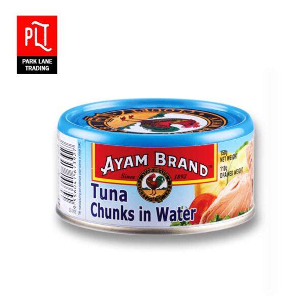 Ayam Brand Tuna Chunks In Water (6 Can)