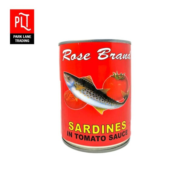 Cap Rose Sardin 400g