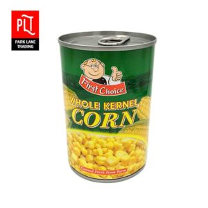 First Choice Whole Kernel Tin