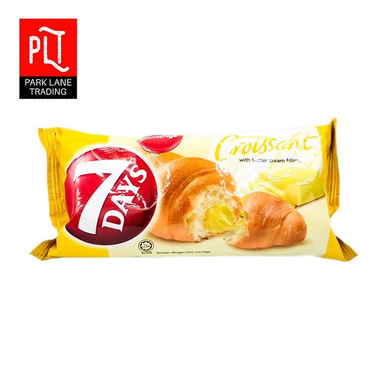7 Days Croissant Butter