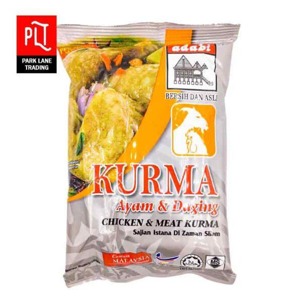 Adabi-Kurma-Ayam-&-Daging-250g