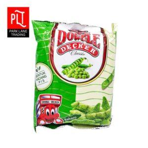 Double Decker 60g Green Peas