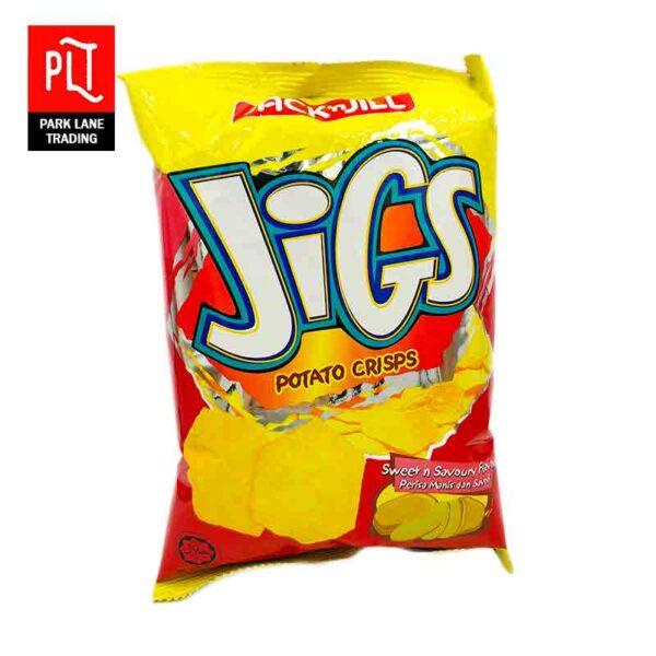 Jigs 70g Sweet Savoury