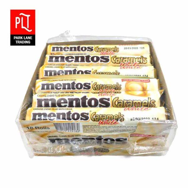 Mentos-Caramel-White-Candy