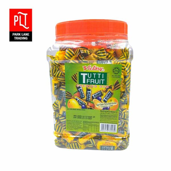 Victory-Tutti-Fruit-Chewing-Gum-Jar-240s