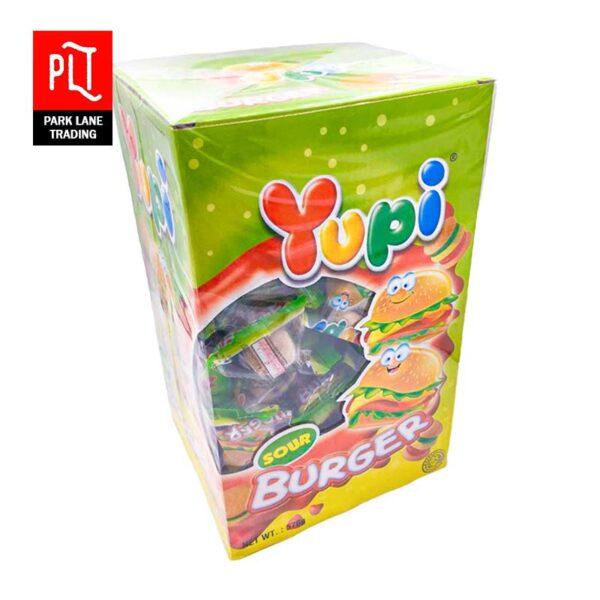 Yupi-Sour-Burger-576g-Box